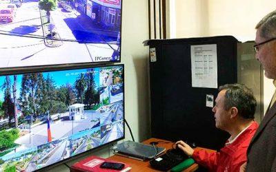Oficina de coordinación de seguridad pública y la disminución de la delincuencia en Machalí