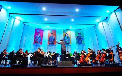 Orquesta Sinfónica Juvenil de OHiggins deslumbró en conciertos gratuitos a la comunidad