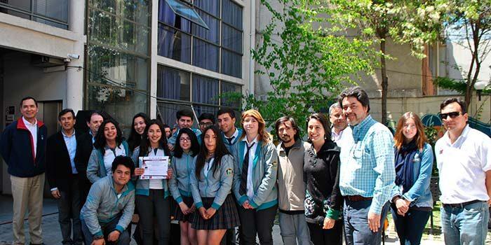 Premian a ganadores de concurso de proyectos innovadores para alumnos de turismo de la Sexta Región