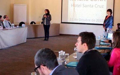 Santa Cruz continúa siendo referente en temas de promoción de salud