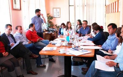 Senda expone sobre ley de alcohol ante Concejo Municipal de Pichidegua