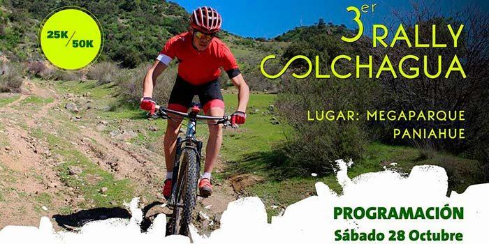 Últimos detalles para el Rally Colchagua 2017 Hospital de Santa Cruz