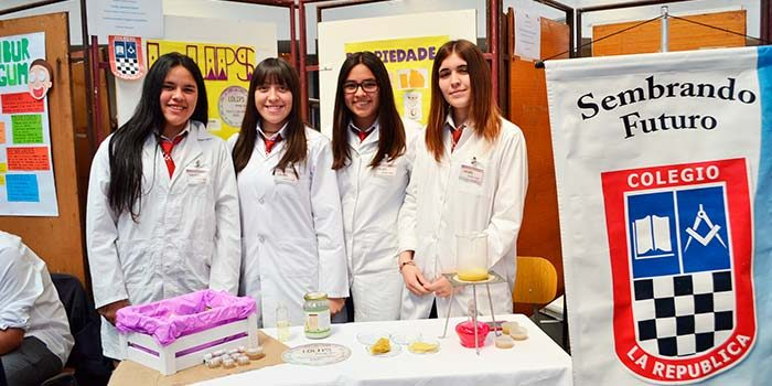 XXII Feria Científica Tecnológica U Talca Mineduc