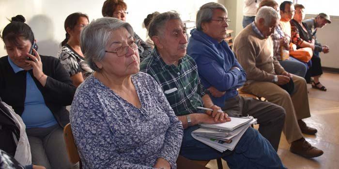 40 familias de población Santa Filomena de Rancagua mejorarán sus viviendas