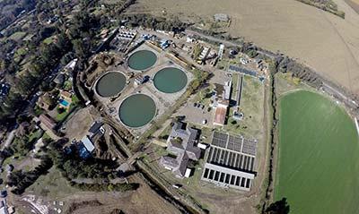 Essbio Planta Agua Potable Nogales