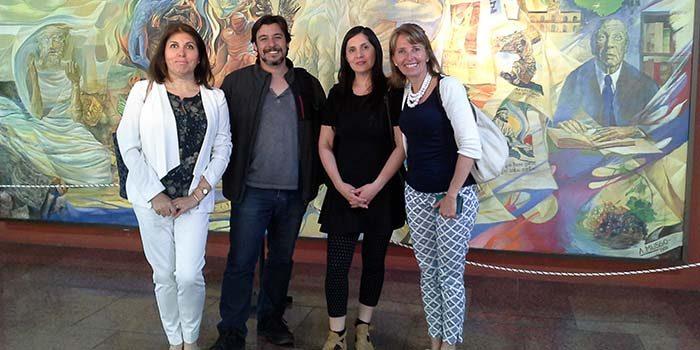 Académicas de Educación de la UOH intercambian conocimientos sobre Humanidades y Ciencias Sociales en Argentina