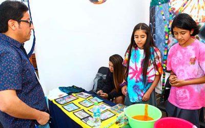 Académicos de la UOH evaluaron trabajos en Feria de la Ciencia, el Arte y Conocimiento de Rancagua