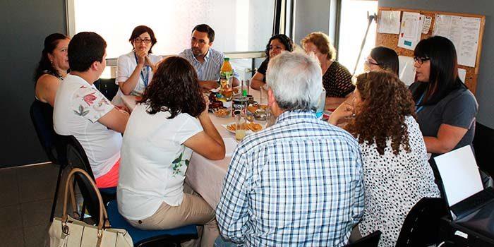 Acercando la salud a la comunidad Cesfam Rienzi Valecia de Rengo en terreno