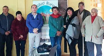 Activa participación de vecinos de isla de Yáquil en talleres educativos de diabetes