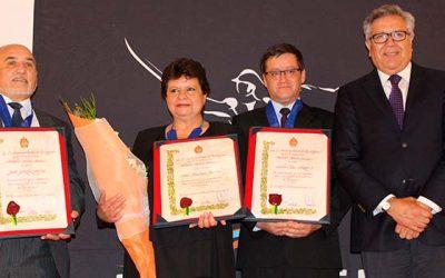 Alcalde de Rancagua distingue a tres destacados profesores con la medalla Moisés Mussa