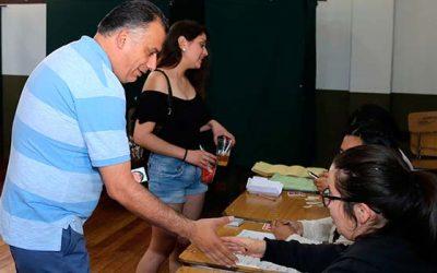 Alcalde de San Fernando resalta normalidad de proceso eleccionario