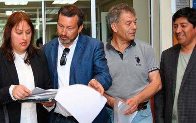 Candidato Óscar Ávila presenta querella por injurias y calumnias