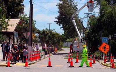 CGE verifica en terreno avance de plan integral para prevenir eventos de emergencia