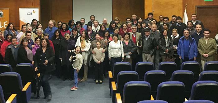 CGE y dirigentes vecinales continúan realizando encuentros de colaboración mutua