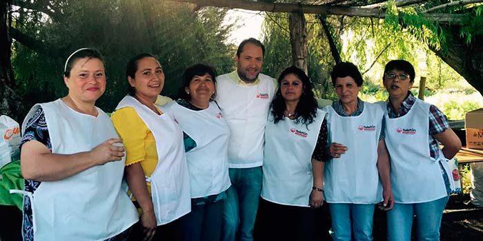 Concejal Tulio Rojas impulsa bolsa de empleo inclusiva en la comuna de Pichidegua