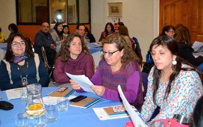 Docentes participan en taller que releva la importancia del juego en los aprendizajes
