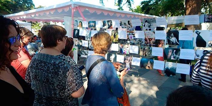 En Rengo Día Internacional por la no violencia hacia las mujeres