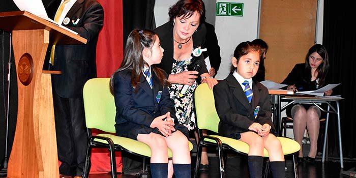 Estudiantes sanfernandinos lucen sus conocimientos en las olimpiadas de matemáticas 2017