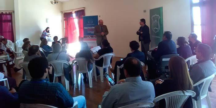 Gendarmería realiza encuentro con entidades beneficiarias de la provincia de Cachapoal