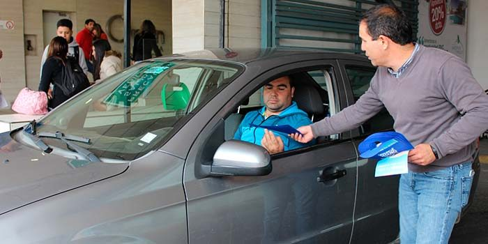 Gobernación lanza campaña Protege tu auto no facilites el delito
