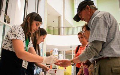 Hospital Regional realiza charla y exámenes de prevención de la Diabetes