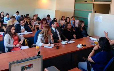Juzgado de Familia de San Fernando organiza conversatorio sobre implicancias de la Ley 21.030