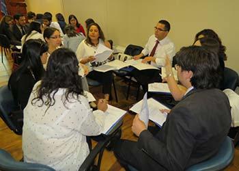 Juzgados de Familia de la jurisdicción Rancagua participan en taller sobre ficha del Acta 37-2014 de la Corte Suprema
