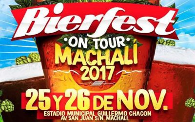 La fiesta de la cerveza nuevamente llega a Machalí