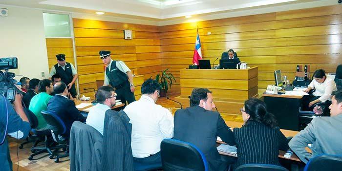 Logran acreditar inocencia de los 4 imputados por el incendio en Chépica