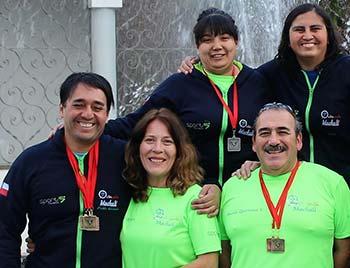 Master Sexta Machalí representará a la región en el XIII Campeonato Sudamericano de Natación Master Arica
