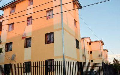 Minvu le cambia la cara a villa Rodolfo Cortés de Rancagua