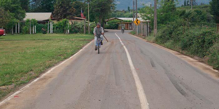 MOP OHiggins alcanza los 375 kilómetros de caminos básicos en la región