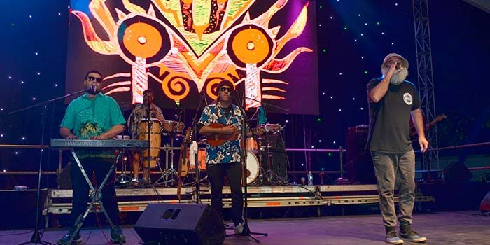 Música Maestro de CChC presenta a Chico Trujillo en Rancagua