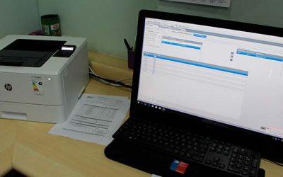 Nuevo software promete acortar tiempos de respuesta de Laboratorio Clínico del Hospital de Santa Cruz