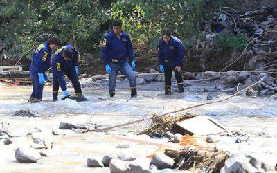 PDI investiga hallazgo de cadáver en Puente Negro