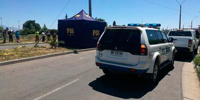 PDI investiga muerte de hombre que practicaba deporte en Rengo