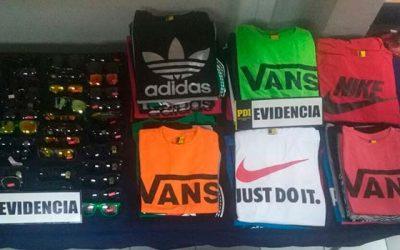 PDI realiza fiscalizaciones a feria libre detectando productos falsos en San Fernando