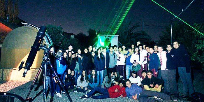 Peligran visitas estudiantiles gratuitas a observatorio Tagua Tagua