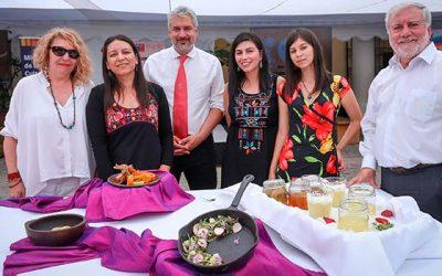 Premian a los ganadores del concurso de cocina patrimonial El menú de Chile