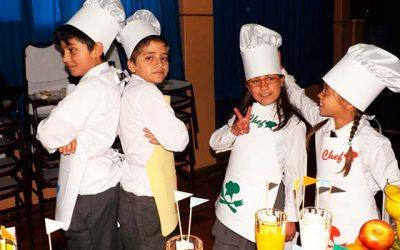 Salud Machalí lanza concurso escolar de recetas saludables para una alimentación equilibrada