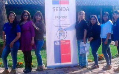 Senda Coinco realiza exitoso cierre de Programa para emprendedores de la comuna