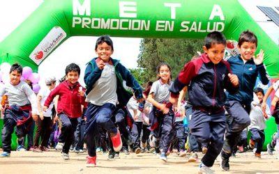 Senda Las Cabras organiza primera corrida escolar