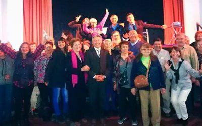 Sernac O´Higgins presenta obra de teatro dirigida a personas mayores