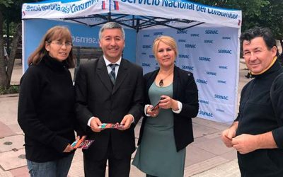 Sernac regional lanza campaña sobre derechos en cobranzas