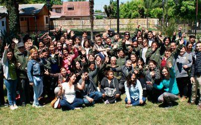 Usuarios en la Provincia de Cachapoal comparten experiencias del programa Profocap en Graneros