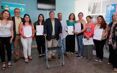 43 familias de rengo reciben subsidio habitacional