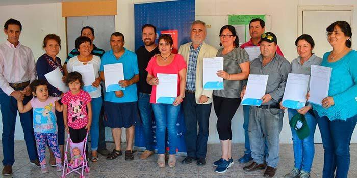 621 familias de la región ponen fin a su deuda hipotecaria