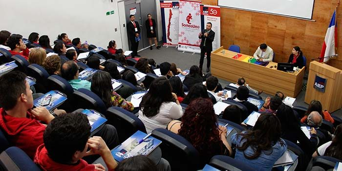 AIEP Rancagua Realizó IV Seminario de siversidad e inclusión