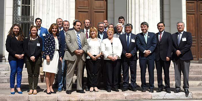 Alcaldes comparten políticas y acciones diseñadas para hacer frente al cambio climático