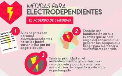 Anuncian medidas para resguardar salud de pacientes electrodependientes en la Sexta Región